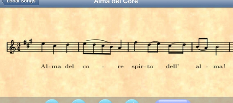 Free iPad App to learn Vivaldi's Gloria and Handel's Messiah